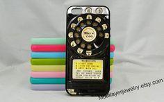 Vintage PayPhone Case Retro Telephone   iPhone 5C Case, iPhone 5/5s Case,iPhone 4/4s, samsung galaxy s5 case