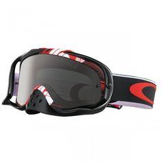 Oakley Crowbar Dungey Signature Block Pass Goggles
