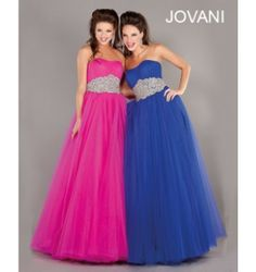 $640.00 Jovani Prom Dress at http://viktoriasdresses.com/ Through John's Tailors