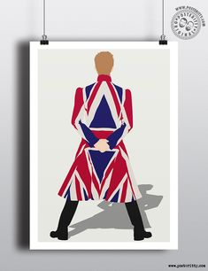David Bowie - Minimalist Music Poster by Posteritty