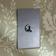 USA Antique Bronze Toggle Switch