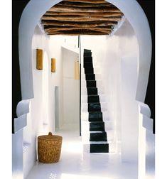 Arquitetura grega.  Fotografia: archiphile.