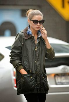 Olivia Palermo out in Brooklyn, New York City.