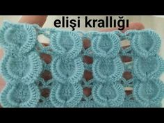 Filet Crochet, Crochet Doilies, Crochet Videos, Baby Knitting Patterns, Fingerless Gloves, Arm Warmers, Crochet Projects, Diy And Crafts, Blanket
