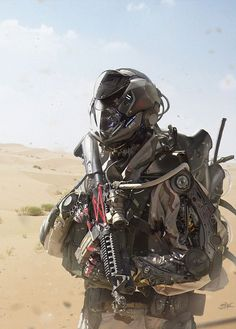 Beautiful Science Fiction, Fantasy and Horror art from all over the world. Armor Concept, Concept Art, Character Concept, Character Art, Character Profile, Science Fiction, Futuristic Armour, Futuristic Helmet, Arte Robot