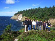 Coastal hike on Gaff Point, Nova Scotia. Group Shots, Adventure Tours, Nova Scotia, Hiking Trails, Coastal, Old Things, Earth, Mountains, Explore