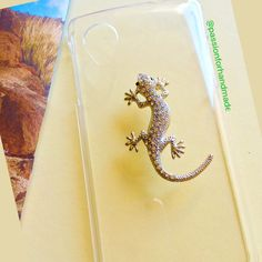 Lizard #phonecase. ✨ #cover #animal #cellphone #smarhphone #clearcase #nature