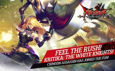 Kritika: The White Knights 2.15.3 Modded Apk (Unlimited MP/HP and Attacks Maxed Out) for Android « Talha Webz