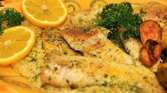 Easy Weeknight Baked Fish Recipe