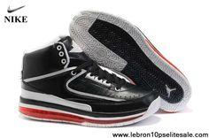 watch f5a28 c69cb Wholesale Discount Original Air Cushion Black White Red Nike New Jordans  Retro Shoes Shop