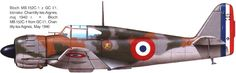 Bloch MB.151/152 | France | GC I/1, Armee de l'Air