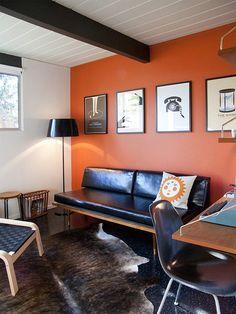 Eichler.  Love the orange paint.