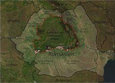 Romania Regions Transylvania
