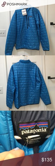 Men's blue jacket special edition Mens blue jacket special edition Patagonia Jackets & Coats Performance Jackets