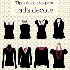 Tipos de colares para cada decote necklaces types for each neckline #moda #dicasdebeleza #sintasebem #types #neckline #colares #modaebeleza #personalcare #vistasebem #esteticaecosmetica #estilo #imagempessoal #esteticista #homecare #dicasdemoda #cuidese #dicasuteis #esteticistas