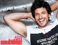 #AndresVelencoso #hot by #TerryRichardson for #SergioK #BOGUE #Models #Modelos #Tops #Andres #Velencoso