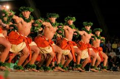 Merrie Monarch Festival April 12-14, 2012  Hula practitioners say the Merrie Monarch Festival is the most prestigious hula competition in the world.  The three day festival is held each spring in Hilo town on Hawaii Island.  Hundreds of dancers from all over the world compete for titles in two dance styles: kahiko (ancient) and auana (free or modern).