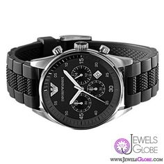 new mens watches armani