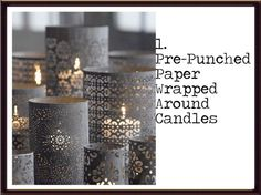 Christmas DIY Decorations by cashmereandcamo on Polyvore