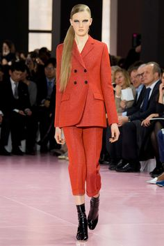 Christian Dior Fall 2015 Ready-to-Wear Fashion Show - Noa Vermeer (MONSTER)
