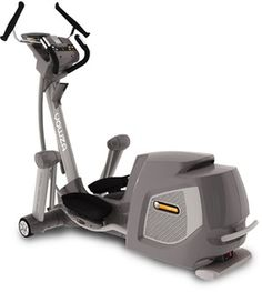 MIAMI-ELLIPTICAL-MACHINE: NOW WITH INCLINE UP TO 60% GRADE!!!   Yowza Fitness