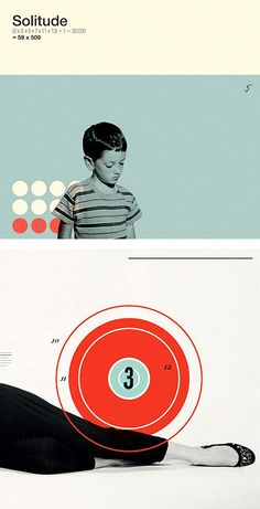 Graphic design vintage inspiration