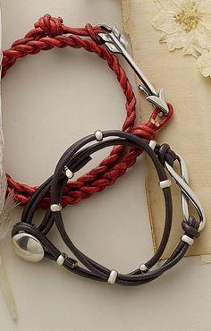 Soaring Arrow Leather Bracelet And Infinity Jamesavery Avery Jewelry James
