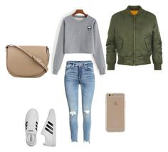 """""""Fall fairs #polyvore"""" by imelvawilliams on Polyvore featuring WearAll, adidas, CÉLINE and Agent 18"""
