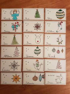 cards – # – New Ideas Tickets Christmas dinner. Christmas Doodles, Diy Christmas Cards, Christmas Wrapping, Christmas Crafts, Christmas Decorations, Christmas Dinners, Christmas Christmas, Handmade Christmas, Christmas Information