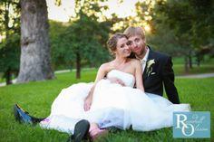 Wedding Photography, Colorado Wedding, Randall Olsson Photography, Bride and Groom Portrait, Grant Humphreys Mansion