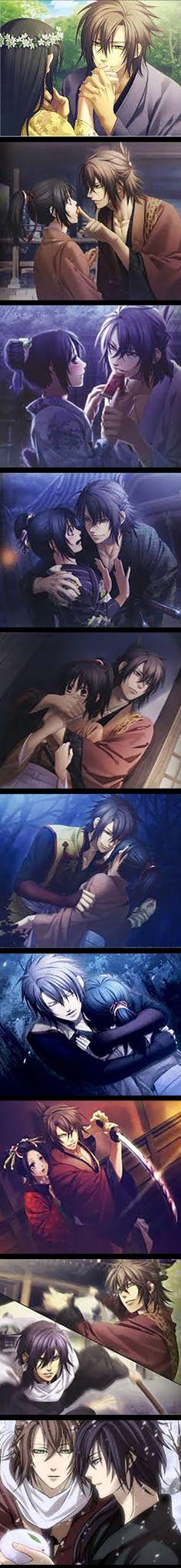 Souji Okita I love hiiimm ! can't you tell? LOL