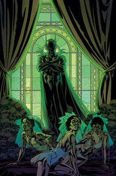 DC Comics October 2014 Monster variants