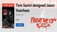 FREE Savini Jason SKIN - XBOX Screwed Up