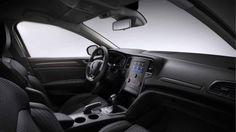 Renault MEGANE - Design intérieur