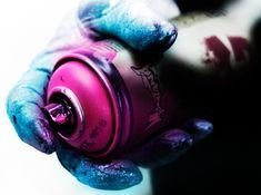 Montana Spray Paint Can