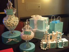 TIFFANY & CO Bridal Show Party Ideas | Photo 1 of 23 | Catch My Party