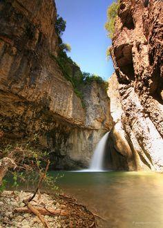 Momin Skok Waterfall on Negovanka River, Bulgaria V