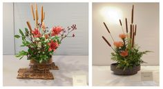 wafu ikebana 4 - flower arrangement