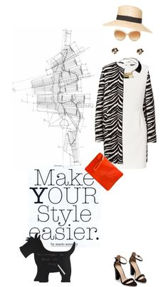 """""""Hot on the high street"""" by pensivepeacock ❤ liked on Polyvore"""