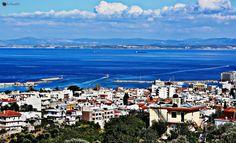 Χίος-Τουρκία Chios Greece, Paradise On Earth, Greek Islands, Homeland, Perfect Place, Mountains, History, Places, Nature