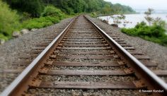 Tracks to some where #canonography #photography