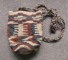 Bag Shigra Ecuador | This cabuya fiber knotted bag (shigra) … | Flickr