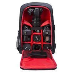 Photo Professional Rain Dust Cover per grandi fotocamere Canon Nikon DSLR