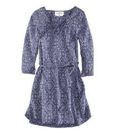 Dress (Blue). H & M. $29.95