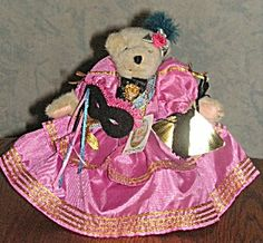 Image detail for -Muffy VanderBear Bal Masque - Teddy Bear (Dolls-By Manufacturer-Teddy ...