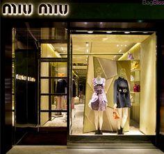 1e8bf5fb102c Miu Miu just added a new flagship store located on Venice s Salizada ...  Retail
