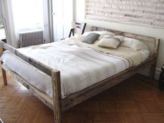 Nightwood : cider house bed ($500-5000) - Svpply