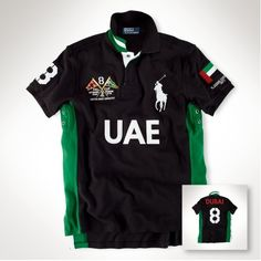 Polo Ralph Lauren Custom Fit Ocean Race Polo Shirts UAE Polo Shirt Brands,  Polo T 4a641f00e318