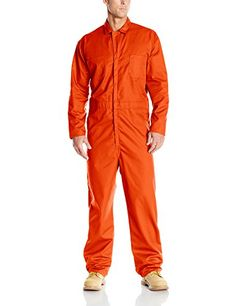 Red Kap Men's Twill Action Back Coverall, Orange, 38 Red Kap https://www.amazon.com/dp/B007EYYW5E/ref=cm_sw_r_pi_dp_x_4cnNyb18P09R8