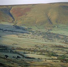 High Peak, Edale, Peak District, England.
